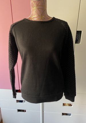 Urban Classics Pullover schwarz Größe S