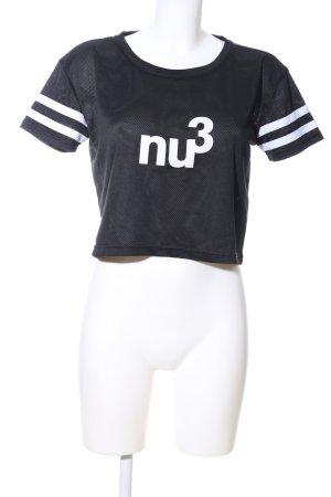 """Urban Classics Sportshirt """"von Ann-Kathrin"""" schwarz"""
