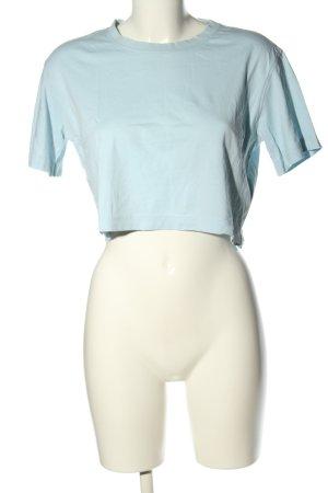 Urban Classics T-Shirt blau Casual-Look