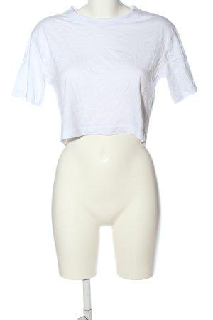 Urban Classics T-shirt bianco stile casual