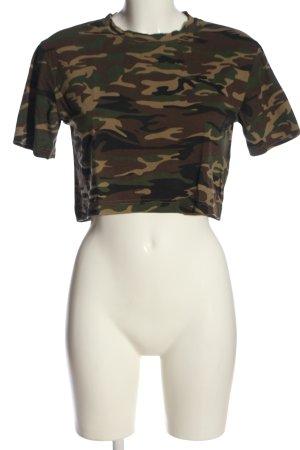Urban Classics T-Shirt Camouflagemuster Casual-Look