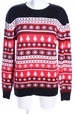 Urban Classics Christmasjumper graphic pattern casual look