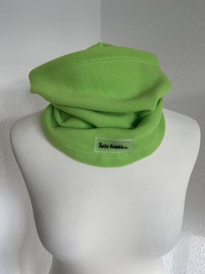 Urban Outfitters Tube Scarf neon green