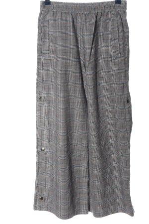 Urban Outfitters Luźne spodnie Wzór w kratkę W stylu casual