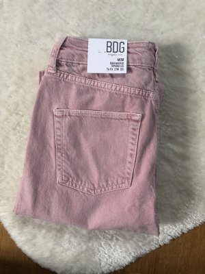 Urban Outfitters BDG Mom High Waist Tapered Leg Jeans 27/32