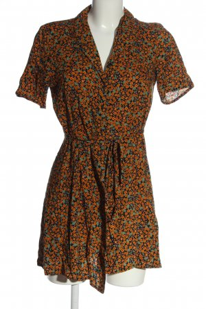 Urban Outfitters Blouse Dress allover print casual look