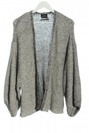 Urban Outfitters Cardigan light grey flecked casual look