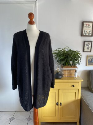 Urban Outfitters Knitted Cardigan black