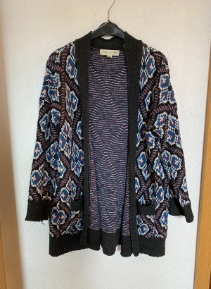 Urban Outfitters Cardigan black-blue