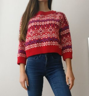 Urban Outfitters Crop Pullover