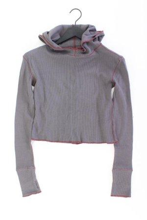 Urban Outfitters Crop Pullover grau Größe S