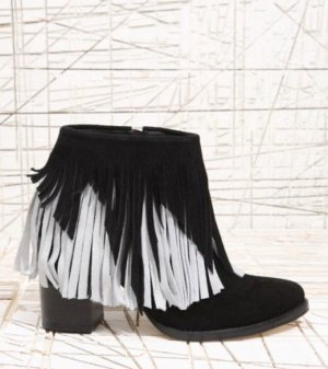 Urban Outfitters Fringe Boots EU38