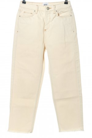 Urban Outfitters High Waist Jeans creme Casual-Look