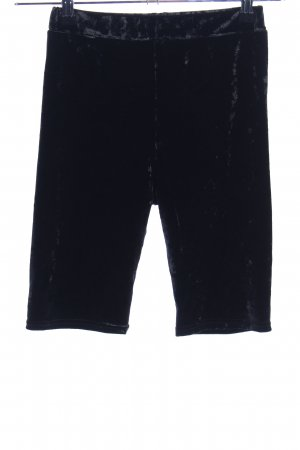 Urban Outfitters High-Waist-Shorts schwarz Casual-Look