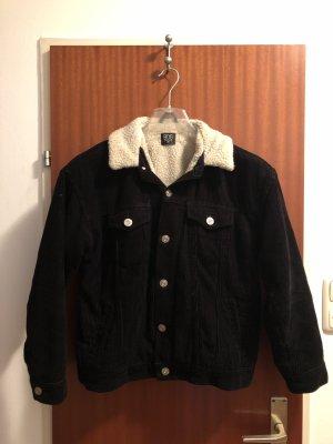 BGD Urban Outfitters Bomberjack zwart Katoen