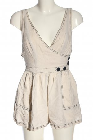 Urban Outfitters Jumpsuit cream casual look
