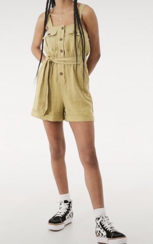 Urban Outfitters Jumpsuit multicolored