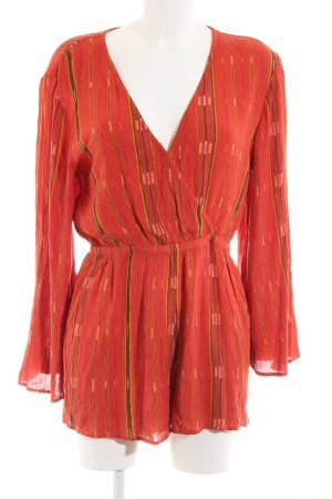 Urban Outfitters Jumpsuit grafisches Muster Casual-Look