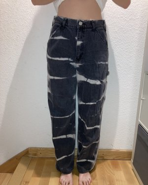 BGD Urban Outfitters Jeans boyfriend multicolore