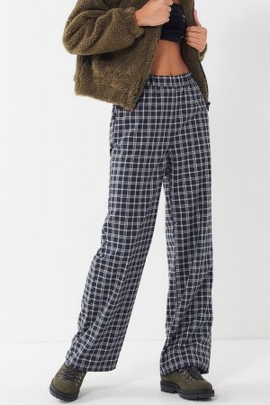 Urban Outfitters karierte Hose 90s
