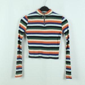 Urban Outfitters Longsleeve Gr. XS bunt gestreift (20/06/063*)