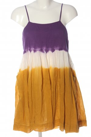 Urban Outfitters Summer Dress color gradient casual look