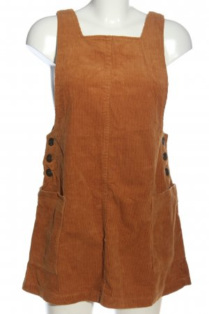Urban Outfitters Mini Dress brown casual look