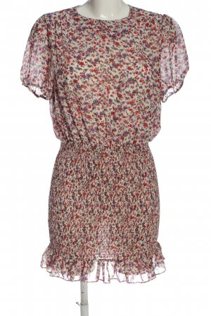 Urban Outfitters Minikleid Allover-Druck Casual-Look