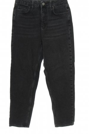 Urban Outfitters Mom-Jeans schwarz Casual-Look