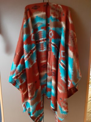 Urban Outfitters Poncho Cape Überwurf