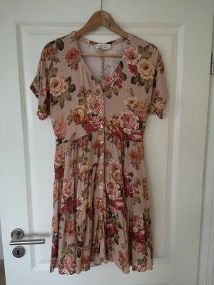 Urban Outfitters Renewal Kleid Blumen Vintage