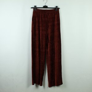 URBAN OUTFITTERS Samthose Gr. S rotbraun (20/10/308*)