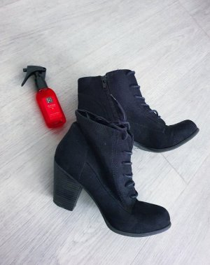 Urban Outfitters Heel Boots black