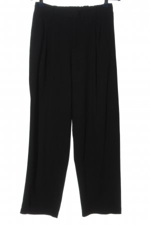 Urban Outfitters Stoffhose schwarz Casual-Look