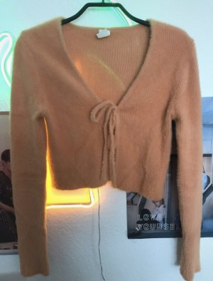 BGD Urban Outfitters Cardigan abricot