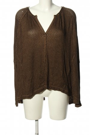 Urban Outfitters Strickpullover braun Casual-Look