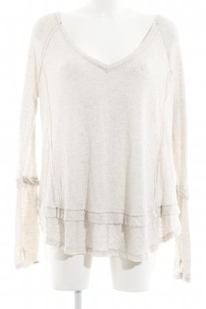 Urban Outfitters Strickpullover creme Casual-Look
