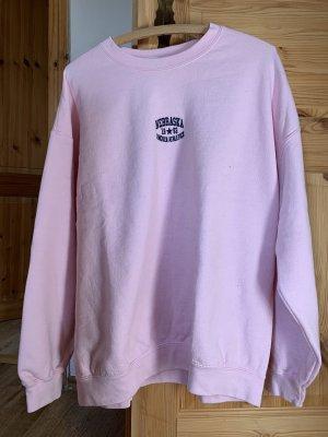 Urban Outfitters Sweat Shirt light pink