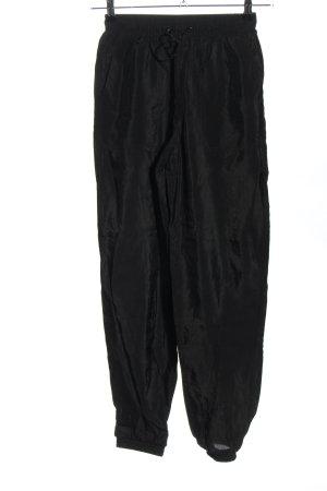 Urban Outfitters Pantalon de jogging noir style décontracté