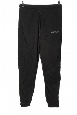 Urban Outfitters Sweat Pants black-white themed print casual look