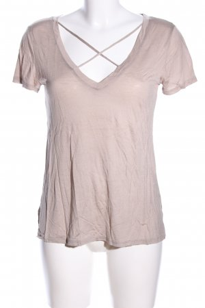 """Urban Outfitters T-Shirt """"Project Social T x Urban Outfitters"""" creme"""