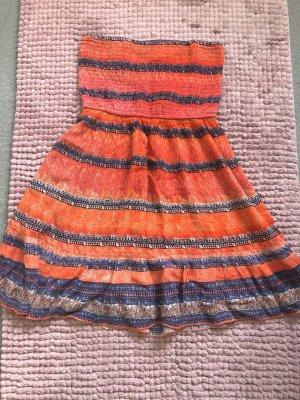 Urban outfitters trägerloses Kleid (Ecoté)