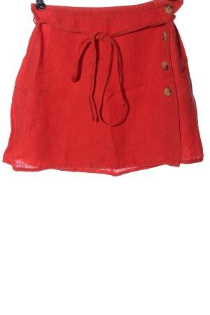 Urban Outfitters Kopertowa spódnica czerwony W stylu casual