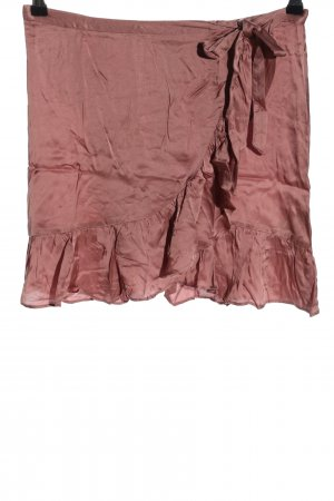 Urban Outfitters Gonna aderente rosa stile casual