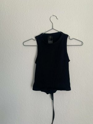 Urban Outfitters Sleeveless Blouse black