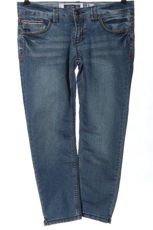 Urban Surface 7/8 Jeans blau Casual-Look