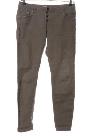 Urban Surface Pantalón de cinco bolsillos gris claro look casual