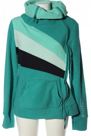 Urban Surface Fleece Jackets turquoise casual look