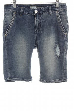 Urban Surface Jeansshorts blau Casual-Look