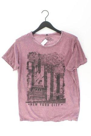 Urban Surface Print Shirt dusky pink-pink-light pink-pink cotton